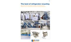The Best of Refrigerator Recycling - Brochure