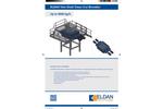 ELDAN - Twin Shaft Clean-Cut Shredder - Brochure
