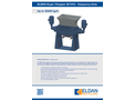 Eldan - Super Chopper SC1412 FD (Frequency Drive) - Up to 12000 kg/h - Brochure