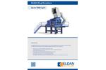 ELDAN S1000 / S1500 Ring Shredder - Brochure