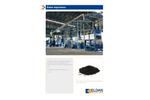 Eldan UP1500 / UP1750 / FP1500 / FP1750 - Aspirators for Tyre Recycling - Brochure