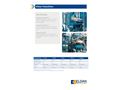 Eldan Tyre / Cable / WEEE Recycling Classifier - Brochure
