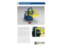 Eldan - Model M10 - Alligator Shear (Cable)