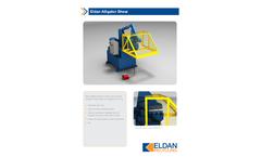 Eldan M10 Alligator Shear (Cable) - Brochure