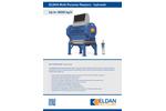 ELDAN MPR163HD / MPR203HD - Multi Purpose Raspers Hydraulic Up to 16000 kg/h - Brochure