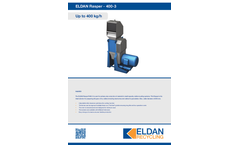 ELDAN R400-3 Rasper - Up to 400 kg/h - Brochure