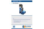 ELDAN R400-3 Rasper - Up to 400 kg/h - Brochure