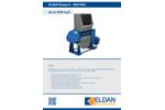 ELDAN R800 / R1200 Raspers Up to 2000 kg/h - Brochure