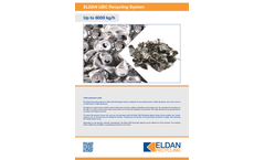 ELDAN UBC Recycling System - Up to 40000 kg/ - Brochure