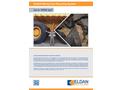 ELDAN Mining Tyre Recycling System - Up to 10000 kg/h - Brochure