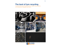 The Best of Tyre Recycling - Brochure