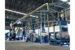 Eldan - Model UP1500 / UP1750 / FP1500 / FP1750 - Aspirators for Tyre Recycling