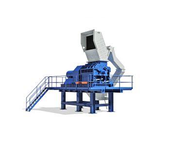 ELDAN - Model S1000 / S1500 - Ring Shredder