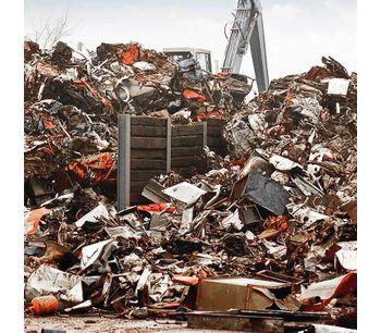 Shredder Light Fraction (SLF) / Automobile Shredder Residue (ASR) Recycling Services-1