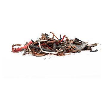 Shredder Light Fraction (SLF) / Automobile Shredder Residue (ASR) Recycling Services-4