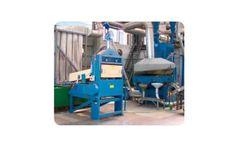 Eldan - Model PC12 / PC15C - Cable/WEEE Recycling Classifiers