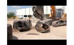 Eldan Mining Tyre Challenge Video
