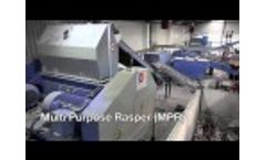 Recycling of Used Beverage Cans (Aluminium Cans, UBC) - Video
