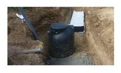 Water and wastewater for septic tank infiltration