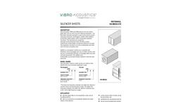 Vibro-Acoustics - Model CD - Dissipative Circular Silencers Brochure