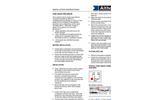 Althon - Model 600mm - HDPE Flap Valve Brochure