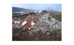 Construction and Demolition waste (C&D)