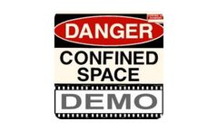 DEMO - Confined Space Entry-Online Training