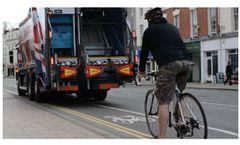 Cyclear - Cyclist Warning Display System