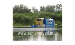 HCC - Model 400/20 - Hydraulic Dredger