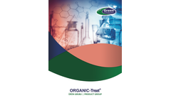 Organic-Treat - Custom Made Chemical Products - Brochure