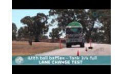 Enduramaxx Ball Baffle Water Tank Testing Video