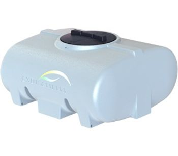 Enduramaxx - Model 500 Litre (171005) - Baffled Horizontal Tank for Drinking Water to Liquid Fertilser