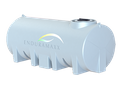 Enduramaxx - 8000 Litre (171045) - Baffled Horizontal Tank for Drinking Water to Liquid Fertilser