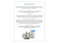 Model Aquaversa - Under Sink Water Filter - Datasheet