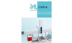 PAL - COMBI-xt - Sample Injector - Brochure
