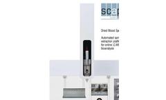 LEAP - DBS - Dry Blood Spot System - Brochure