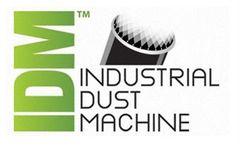 Model IDM - Industrial Dust Machines