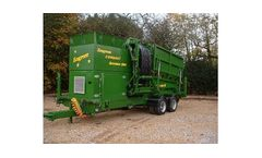 Eco Green - Screener Machine