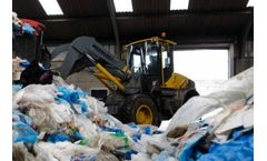 Recycling solution for plastic waste sector