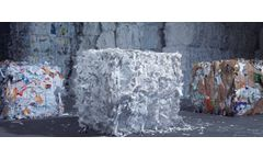 Recycling solution for confidential shredding industry