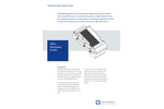 Lubo Starscreen - Model ONP - Office and Newspaper - Brochure