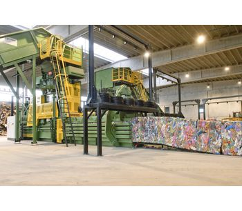 Bollegraaf - Model HBC Series - Fully Automated Balers