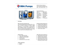 BBA Pumps BE160 D254 Air Cooled Diesel Engine - Technical Specifications