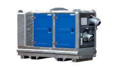 BBA Pumps - Model BA100E D265 - Diesel Driven Dewatering Pump and Sewage Pump