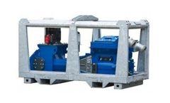 BBA Pumps - Model PT150 D180 - 7,5kW - Wellpoint Dewatering Pumps