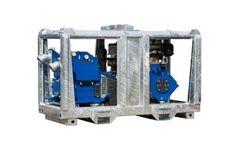 BBA Pumps - Model PT150 D180 - Diesel Wellpoint Dewatering Pumps