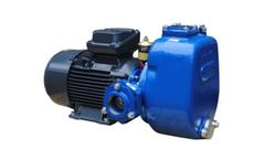 BBA Pumps - Model B60-180 - High Head Self Priming Centrifugal Pump