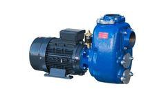 BBA Pumps - Model B70 BVGMC - Self-Priming Centrifugal Pump