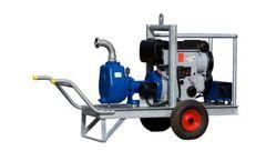 BBA Pumps - Model B70-250 - High Head Centrifugal Pump