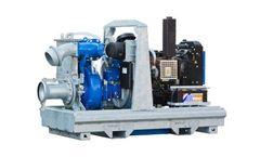 BBA Pumps - Model BA300E D328 - Dewatering and Sewage Pump